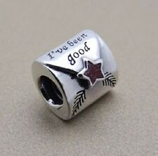 LETTER TO SANTA Sterling Silver European Charm Bead XMAS3