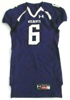 Under Armour Northwestern Wildcats Authentic Pro Cut Jersey Large Jelani Roberts
