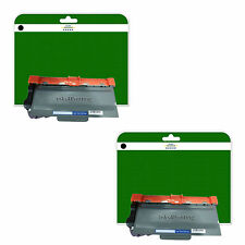 2 schwarz Toner Patronen für Brother MFC-8510DN 8520DN 8950DW Nicht-OEM TN3380