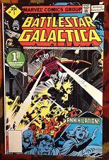 Battlestar Galactica #1 Marvel Comics (1979) 1st app in Comics (VG/FN)