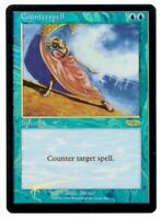 Counterspell - Judge Rewards Promos - FOIL -  MTG Magic - NM/EX