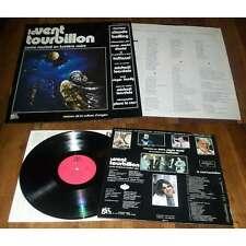 CLAUDE BOLLING - Le Vent Tourbillon Rare French LP Conte Musical Ades