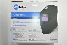 Miller 287803 Classic Series Welding Helmet With Clearlight Lens Black