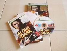 XBOX 360 - ALONE IN THE DARK STEEL BOX - Completo e in Italiano!!!