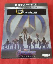 Avengers Endgame Steelbook Edition Spéciale Fnac Blu-ray 4K Ultra HD