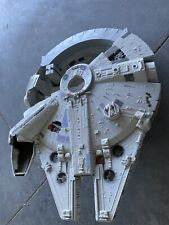 Star Wars Millennium Falcon Used No Figures Hasbro