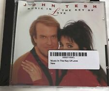 Music In The Key Of Love by John Tesh