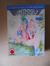 MACROSS 7 TRASH #13 2000 - Haruhiko Mikimoto Planet Manga [G954]