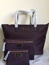 NWT!Kate Spade Set of 3 Blake Avenue Nylon Margareta Bag&Large&Small Drewe $348