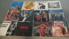 PICTURE SLEEVES! - Set of 12, 45 RPM, Records, Various Artists, Not Playable