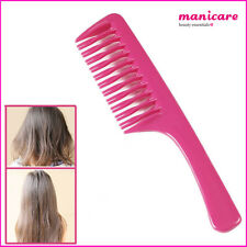 Detangling Comb Wide Teeth Wet Knot Gentle Detangle Detangler Tangle Afro Lift