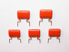 10 x NOS 0.033uF .033uF 10% 250V Philips MKT368 Capacitors Guitar Effects
