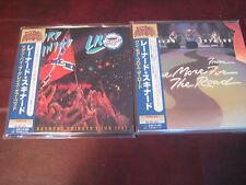 LYNYRD SKYNYRD ONE FROM ROAD & TRIBUTE 87 RARE JAPAN OBI ORIGINAL LP Replica CDS