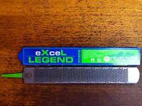 "Hoof Rasp Farriers Tools Tool NEW 14"" Horse Heller Excel Legend Green Blacksmith"