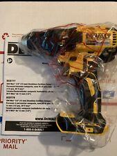 """NEW DeWALT DCD777 DCD777B 20V 20 Volt Max Li-Ion 1/2"""" Brushless Drill Driver"""