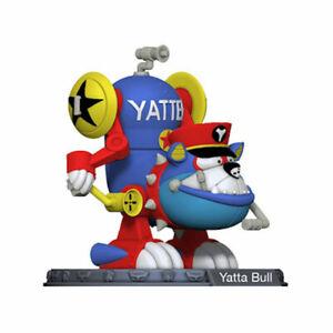 Yatta Bull Modellino serie Tv Yattaman Cult Collection Yattabull Figure in Box