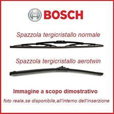 3397009821 Coppia Spazzole tergicristallo Bosch anteriore