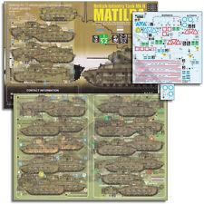 Echelon FD ALT352019, 1/35 Decals for Australian Matildas (partie 1)