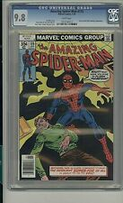 AMAZING SPIDER-MAN  #176 GREEN GOBLIN MARVEL COMICS 1978 CGC 9.8 WHITE PAGES!