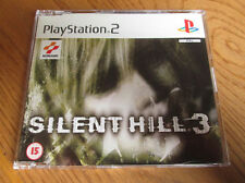 Silent Hill 3 PROMO – PS2 (Full Promotional Game) PlayStation 2