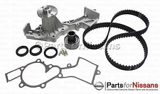 NEW GENUINE NISSAN OEM TIMING BELT KIT TENSIONER WATER PUMP FRONTIER XTERRA