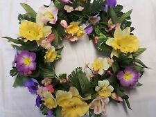 Blütenkranz Kunstblumen