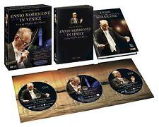 Ennio Morricone in Venice (Deluxe Edition DVD+2CD+Book)