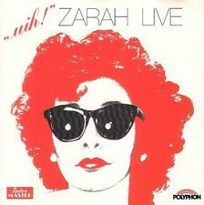 Zarah Leander - Uih! Zarah Live / POLYPHON CD 1987 PRINTED IN WEST GERMANY