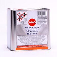 Silikonentferner 2,5 Liter von AVO Entfetter zur Lackiervorbereitung A060125