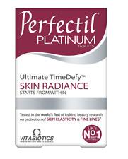 Vitabiotics Perfectil Platinum Ultimate Time Defy Skin Radiance Tablets 30 Tabs
