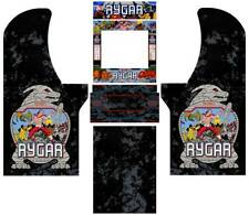 Arcade1up Arcade Cabinet Graphic Decal Complete Kits - Rygar