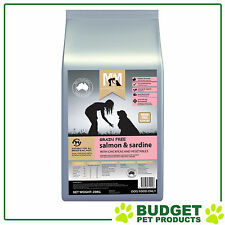 Meals For Mutts Holistic Grain Free Salmon and Sardine For Adult Dogs 20kg