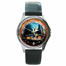 Teenage Mutant Ninja Turtles watch (round metal wristwatch)