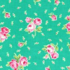 Cottage Shabby Chic Lecien Flower Sugar Bouquets & Buds Fabric 30969L-60 BTY
