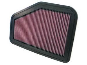 K&N Air Filter SS,G8, 33-2919