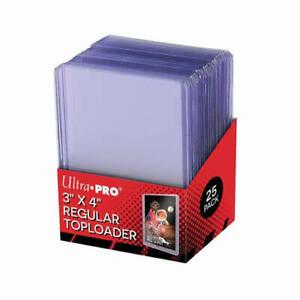 Ultra Pro Top Loaders Premium Card Sleeve - TCG Pokemon Sport - Toploader 25-100