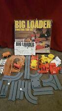 Vintage 1977  big loader construction set tomy toys parts and pieces no.5001