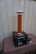 Tesla Coil Transformer Spark Gap High Voltage
