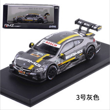 Mercedes-Benz AMG C-Coupe DTM 1:43  Model Cars #3 Alloy Diecast Collection&Gifts