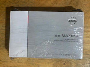 2020 NISSAN MAXIMA OWNERS MANUAL
