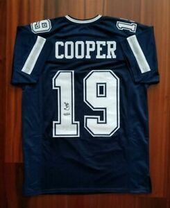 Amari Cooper Autographed Signed Jersey Dallas Cowboys JSA