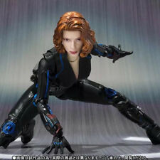 Marvel Movie Avengers Black Widow Action Figure Toy Edition Collection New 15cm
