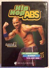 HIP HOP ABS by Shaun T (2 Disc Set) 3 Workouts - Maximum Results Set - Level 2