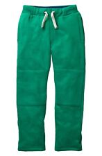Boys Mini Boden Warrior Knee Sweatpants Pants SIZE 10 Youth Green