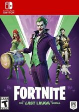 (Nintendo Switch) FORTNITE: THE LAST LAUGH BUNDLE (NS Digital Game Key) Europe