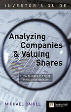 Very Good, An Investor's Guide to Analyzing Companies and Valuing Shares: how to