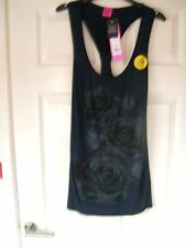 ladies strappy top size 14