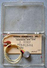 Fenwal K1307 PT4-81/8-R-1 unbekanntes Bauelement vermutl. PTC oder NTC 1968 NOS