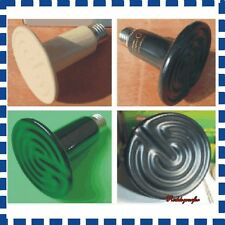 240v 200w Flat-type Ceramic Heat Lamp for Reptile/pet/amphibian/poultry