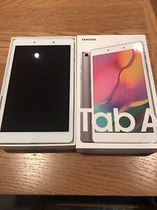 Samsung Galaxy Tab A (2019) SM-T290 32GB, Wi-Fi, 8in - Silver A1 Condition